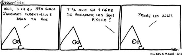 Pissotière