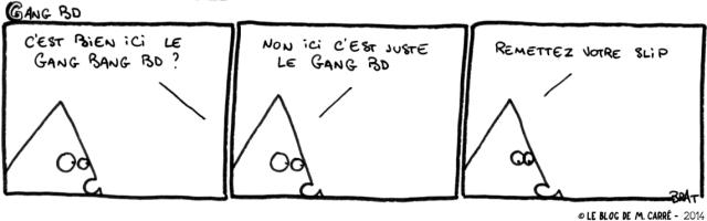 GangBD