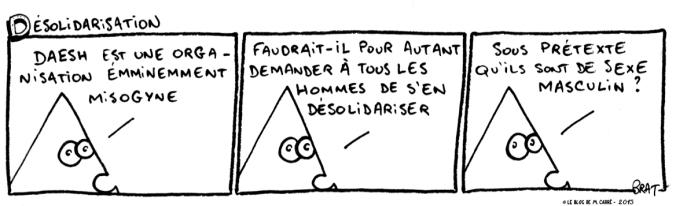 Desolidarisation