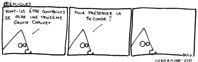 un strip de M. Carré
