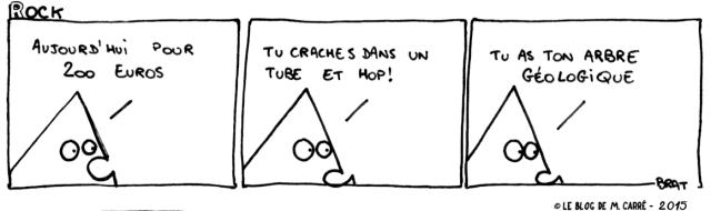 un strip de M. Carré