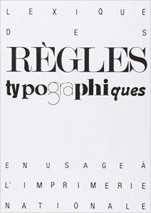 Code typographique