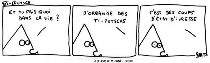 ti-putsch carré